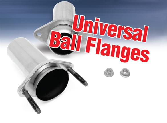 Exhausts & Exhaust Parts MagnaFlow 10745 UNIVERSAL 3 Stainless Steel Ball Exhaust Flange Other Exhaust Parts